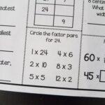 Math Homework 4th
