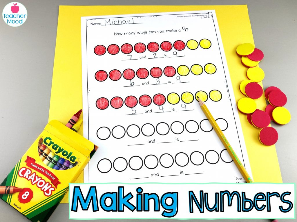 Making Numbers Image