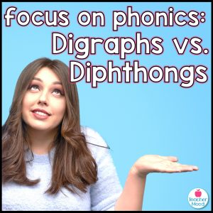 Strategies for teaching vowel teams and diphthongs during phonics instruction