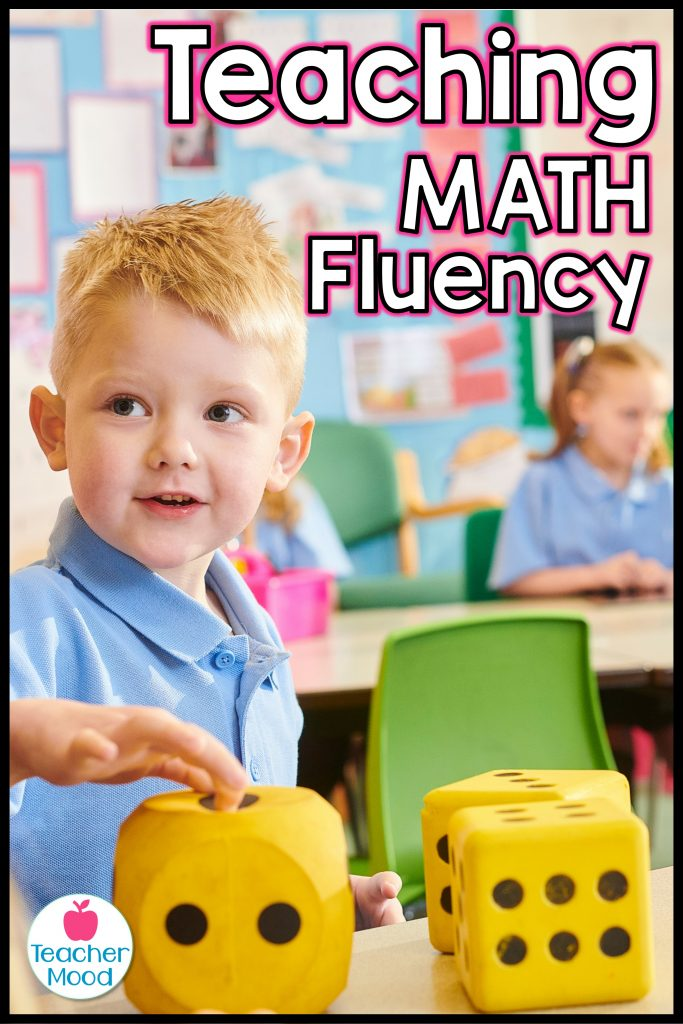 activities and resources for teaching math fluency