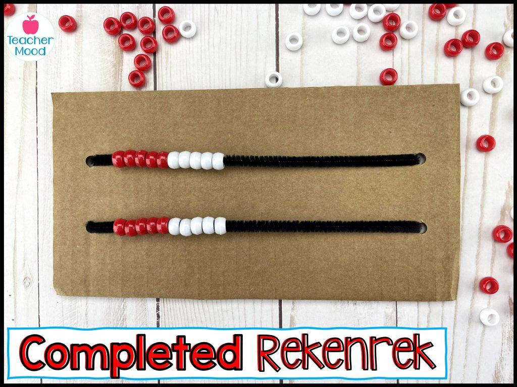 how to make a rekenrek
