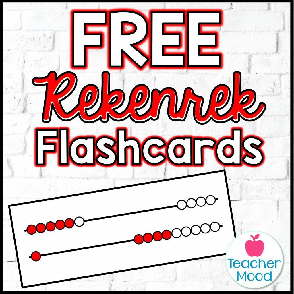 free rekenrek resources for teachers