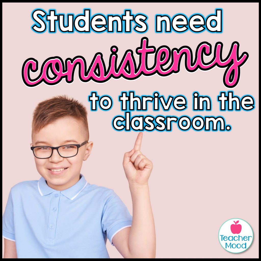 what students need to be successful in the classroom for first year teachers